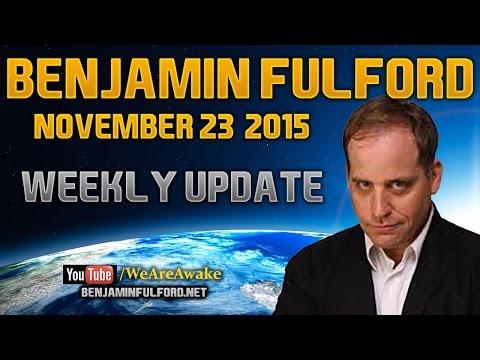 Benjamin Fulford: Nov 23, 2015: Khazarian mafia takedown is accelerating, making them dangerously