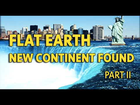 ENTIRE CONTINENT FOUND - Part 2