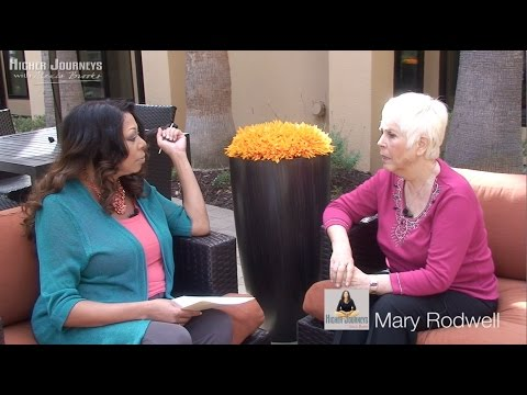 """Mary Rodwell ~ Who is """"The New Human?"""" (EXCLUSIVE on-location in Los Angeles)"""