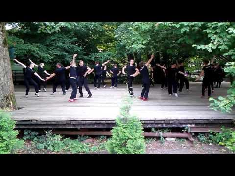 Dancing students of Tekos school - pure inspiration!
