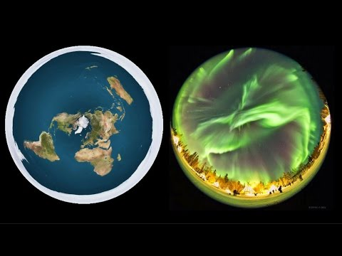 Aurora Borealis, Flat Earth Magnetism, The Gate of God, & Summary of Vril