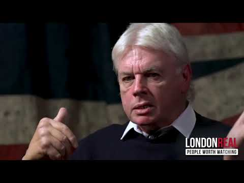 David Icke Interview. (Part One)