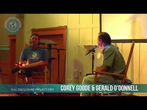 Jan 24, 2018 - CoCreative Consciousness & Remote Viewing with Corey Goode & Gerald O'Donnell EoD