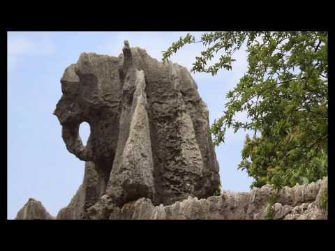 The rocks where alive!! non STOP show