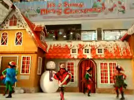 Kids Christmas @ Times Square
