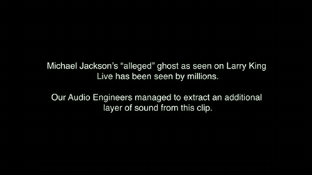 Proof of Michael Jacksons Ghost_ Scary new raw footage_