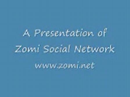 Zomi Social Network
