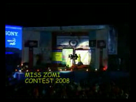 Zomi Namni Miss Contest 1 ( 2008 )