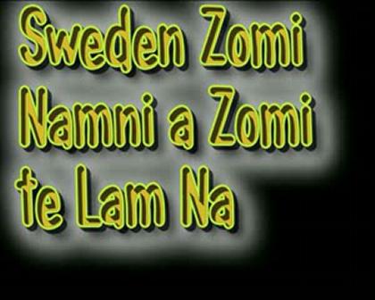 Zomi nam ni Sweden ah