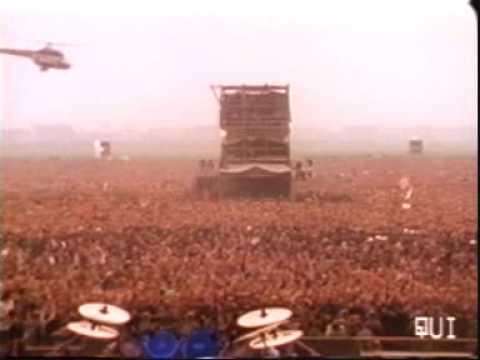 Metallica - Enter Sandman live in Moscow ´91