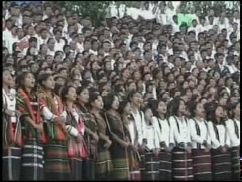 Zomi songs - Halleluijah Chorus leh Sia Do Kham Sermon