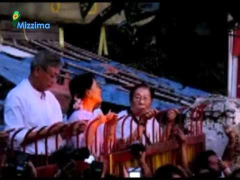 Aung San Suu Kyi release