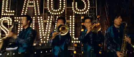 Korea Movie Dance