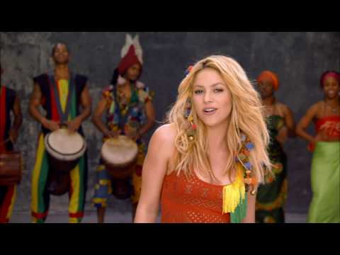 Shakira ft. Freshlyground - Waka Waka (This Time for Africa) (The Official 2010 FIFA World Cup Song)