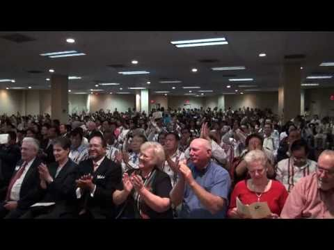 Cope Centennial Jubilee Celebration in USA