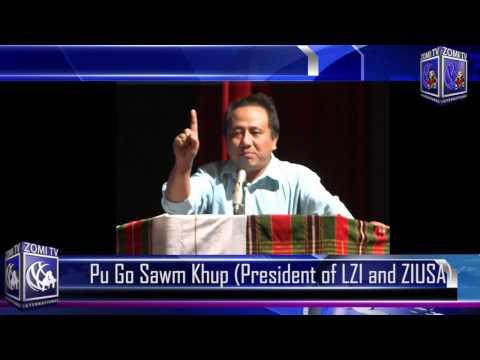 Zomi TV International : 2014 January 5 Program