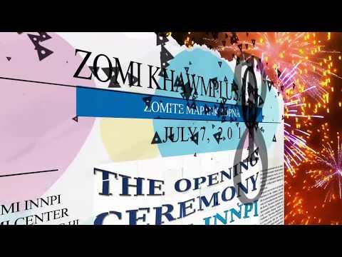 Zomi Khawmpi USA 2018, Sub. Title teng lahkhiatna