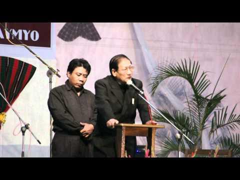 GZA Khawmpi Makai te Thu Genna, Dr Simon Pau Khan En