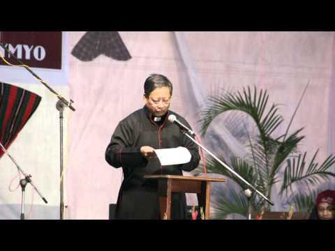 GZA Khawmpi Makai te Thu Genna, Bishop Felix Lian Khen Thang