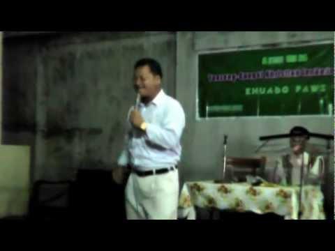 Zogam ZRDP: Zomi Khuado Hun Bawlna, Yangon