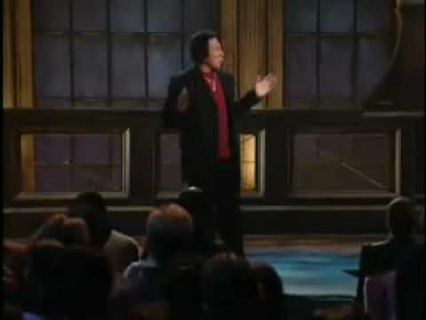 A Black American by Smokey Robinson - Def Poetry Jam