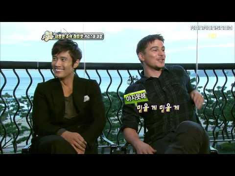 Lee Byung-Hun & Joshua Hartnett Interview(Oct 9, 2009)