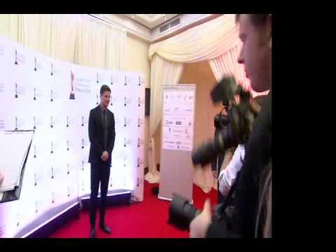 Irish Film & Television Awards 2010 - Josh Hartnett (picture time)