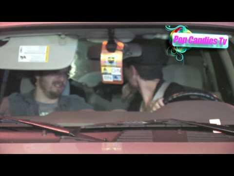 Josh Hartnett evades immanant danger by seconds @ Trousdale West Hollywood