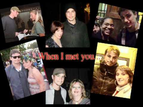 When I met you ( a josh hartnett fanatix presentation 2012)