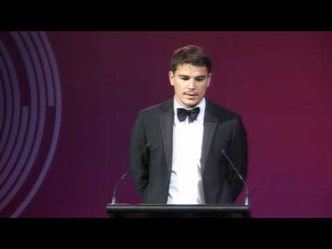 Josh Hartnett's Acceptance Speech at the 21st Century Leaders Awards