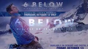 6 below with Josh Hartnett