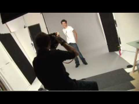 Vienna Photo Session - Behind the scenes