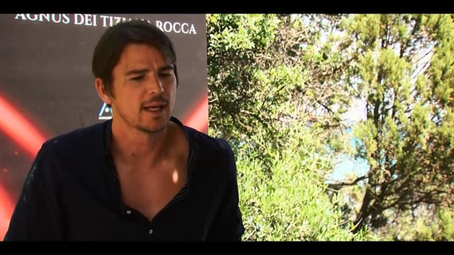 Josh Hartnett is the star of the first day of the Festival of Italy- 2018