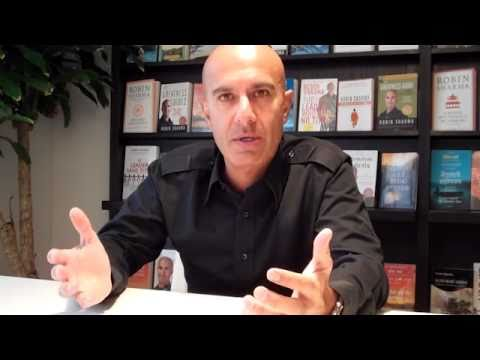 Robin Sharma on How To Build A Winning Team - 5 Best Team Building Practices