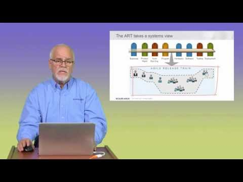 SAFe® Foundations 4.0 with Dean Leffingwell (V4.0.6)