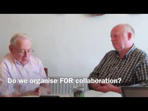 Do we organise FOR collaboration?