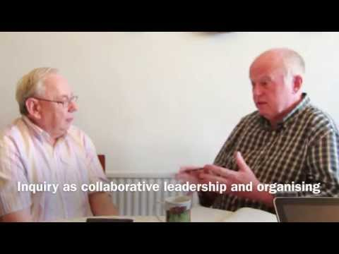 Inquiry as collaborative leadership and organising