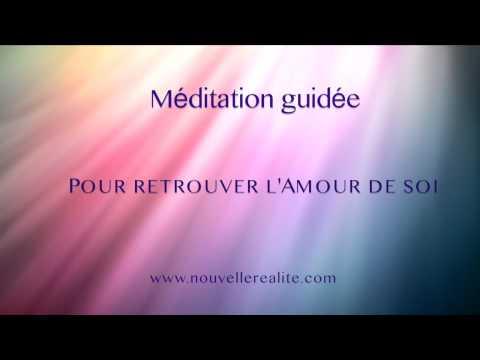 Méditation guidée pour 'Retrouver l'Amour de soi'
