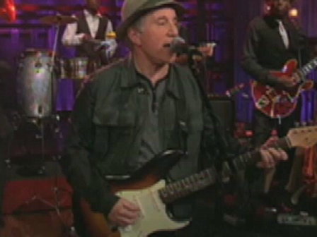 "Paul Simon on Jimmy Fallon ""Late In The Evening"" July 9, 2009"