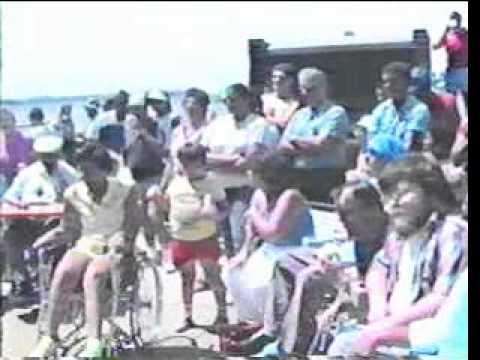 "Happy Daze - Live @ Governers Island -  1983 ""Disney Medley"" fun!"