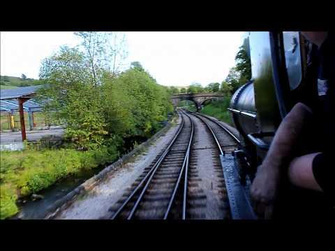 Fowler 4F 43924 Steam Test part 2