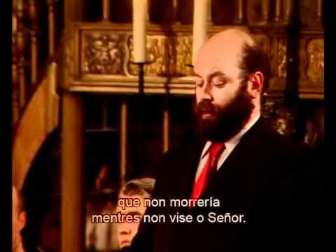 Ordo Prophetarum con subtitulos en galego