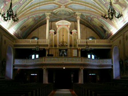 Orgue de St-Michel de Vaudreuil