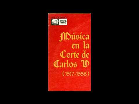 Musica en la Corte de Carlos V