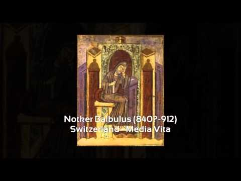 The History of Music Pt. 1: Early Medieval Composers (Born 350 AD-1150)
