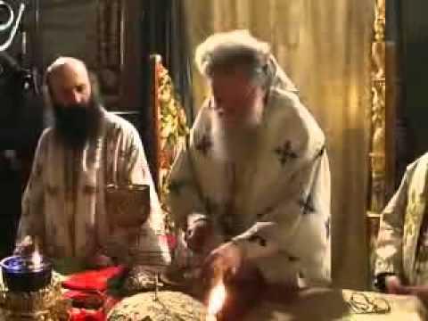 Liturgie divine bulgare-orthodoxe enrégistrée 24 Septembre 2006