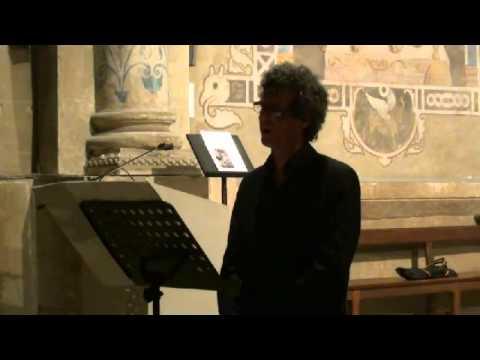Récitation Evangile Matthieu XI,27 30