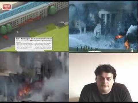 David Shayler, former MI5 Security Officer, whistelblows/speaks on 911
