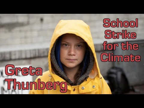 Greta Thunberg's School Strike for the Climate