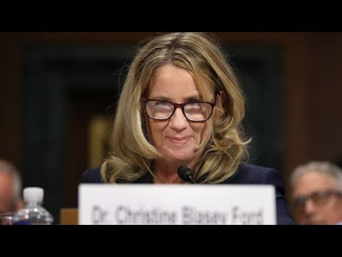 GROUNDSHAKING!! Christine Blasey Ford's  Deep Ties To The CIA Uncovered